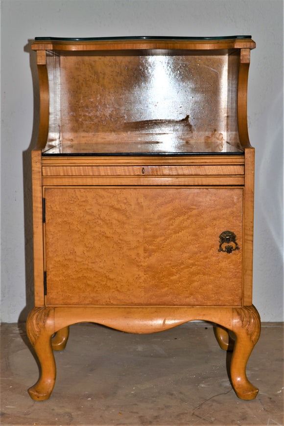 Art Deco Bedside Cabinet By The Majority Furniture Company - Retro & Vintage Furniture and Homewares