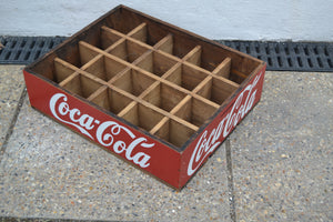 Coca Cola / Coke Bottle Crate - Retro & Vintage Furniture and Homewares