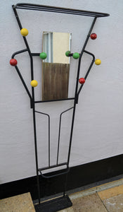 Atomic Hat & Coat Stand - Retro & Vintage Interiors