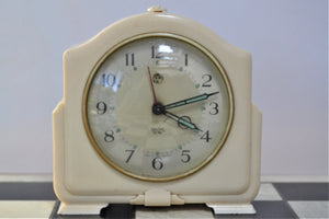 Vintage Smiths Sectric Electric Alarm Clock - Retro & Vintage Furniture and Homewares