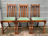 Oak Dining Chairs - Retro & Vintage Furniture and Homewares