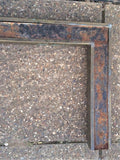 An Antique Base Brass Fireplace Fender - Retro & Vintage GB