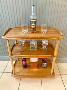 Ercol Drinks Trolley - Retro & Vintage Interiors