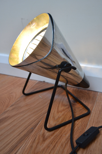 Phillips Table Lamp - Retro & Vintage Interiors