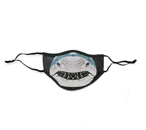 Great White Shark - Face Mask