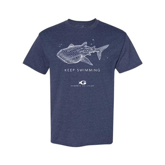 Keep Swimming - Adult Tee