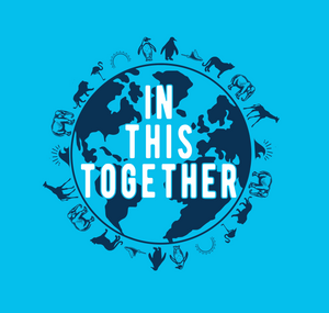 In this Together - Adult Tee