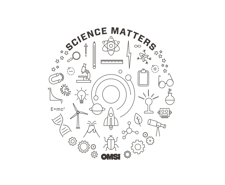 Science Matters Youth Tee