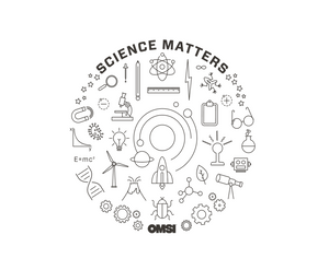 Science Matters Adult Tee