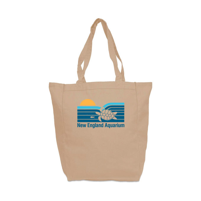 Sea Turtle Rescue Tote