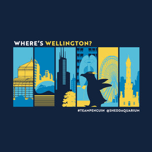 Where's Wellington? Youth Tee