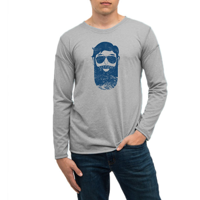 KEYSTONE BEARDED MAN - L/S