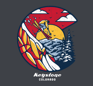 KEYSTONE COLORADO 'C' - L/S
