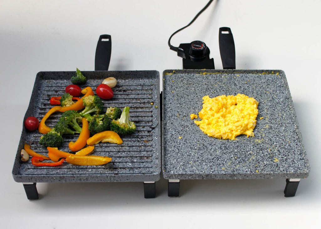 Atgrills grill griddle combo