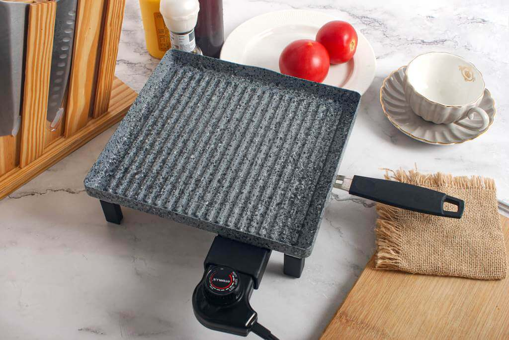indoor electric grill pan