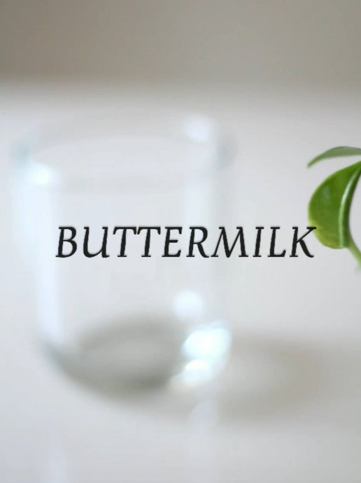 How to Make Buttermilk at Home