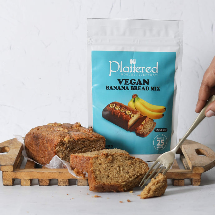 Vegan Banana Bread Mix