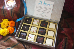 Chocolate Candy Box - 12