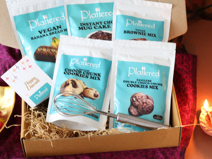 Vegan Trio + Cookie Mixes Diwali Box