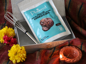 Double Choco Chunk Cookie Mix Diwali Gift Box