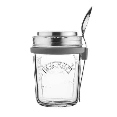 Kilner Breakfast Set