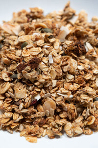 Healthy Homemade Granola - Suffolk Crunch