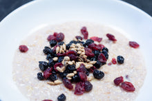 Load image into Gallery viewer, Healthy Porridge Blends - Cherry Bakewell