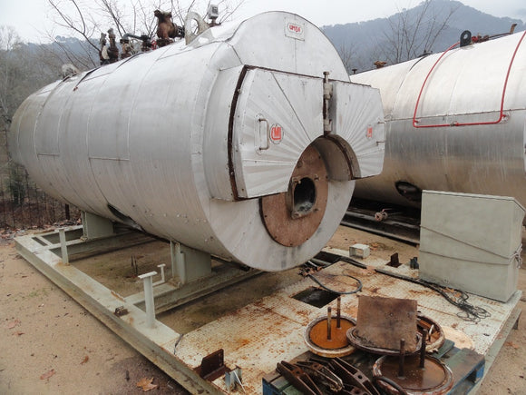 Steam Boiler UMISA 10bar