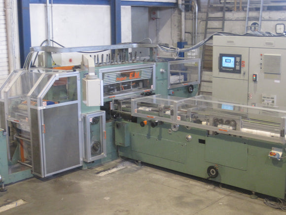 Tissue Converting Equipment