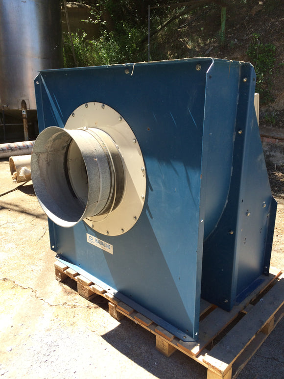 Centrifugal Fan DELTA NEU 37kW
