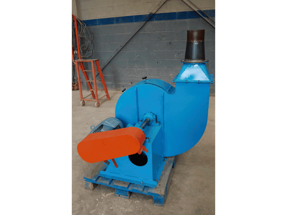 Chopper Fan 7.5kW