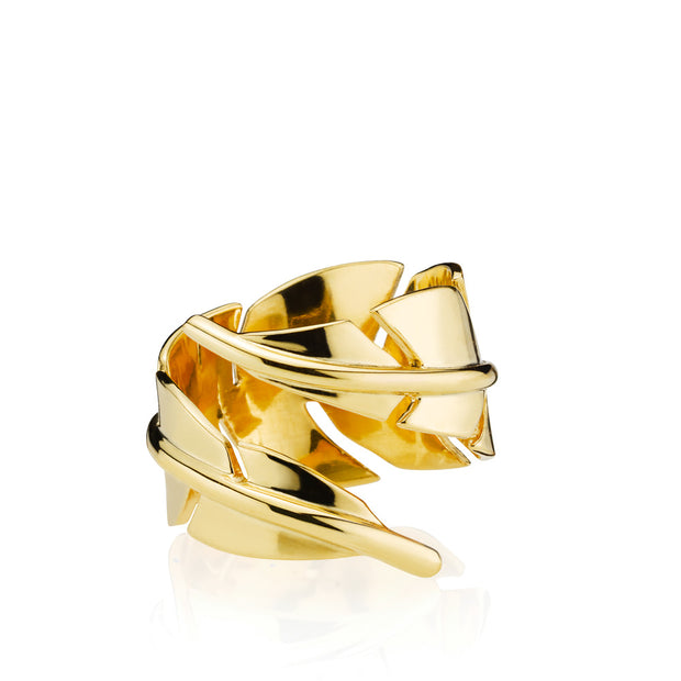 Flawless - Ring Guld