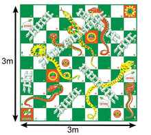 Load image into Gallery viewer, Snakes & Ladders