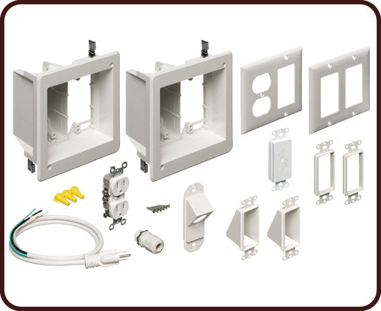 Recessed Entry Devices & Boxes