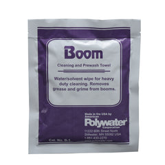 Boom Pre-Wash Cleaning Wipes