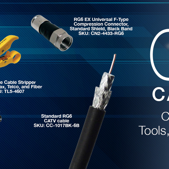 coaxial cable products