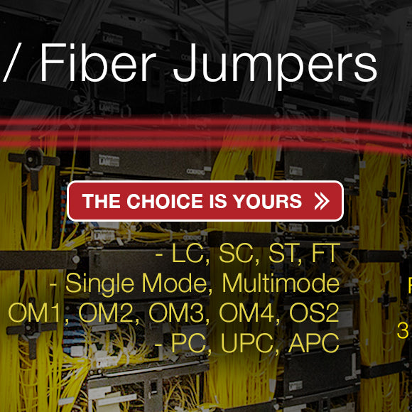 fiber patch cables and fiber jumpers