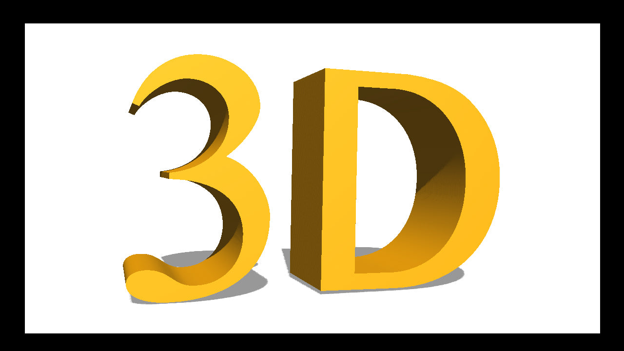 Supports 3D Video
