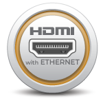 HDMI High Speed Internet with Ethernet-Primus Cable