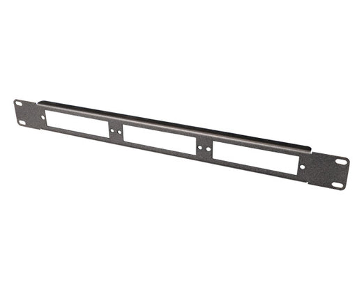 "19"" Patch Panel Bulkhead, 1RU, 3 Adapter Panel Capacity"