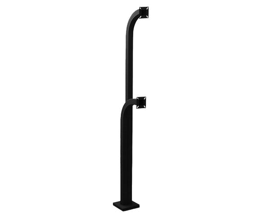 Dual Height Gooseneck Pedestal