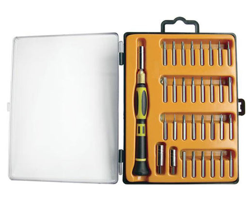 Precision Screwdriver 33 Piece Set