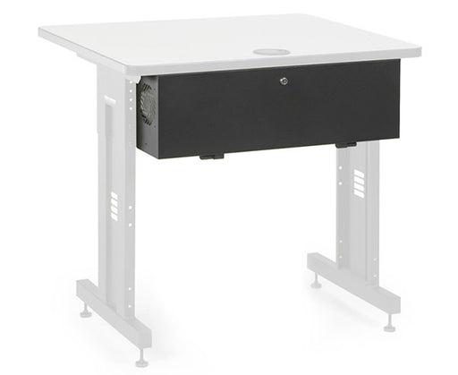 Training Table Cable Management Enclosure, 36""