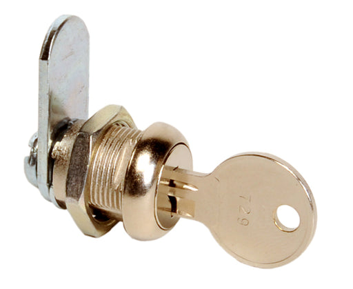 Lock and Key For Doors of Rack Mount Enclosures