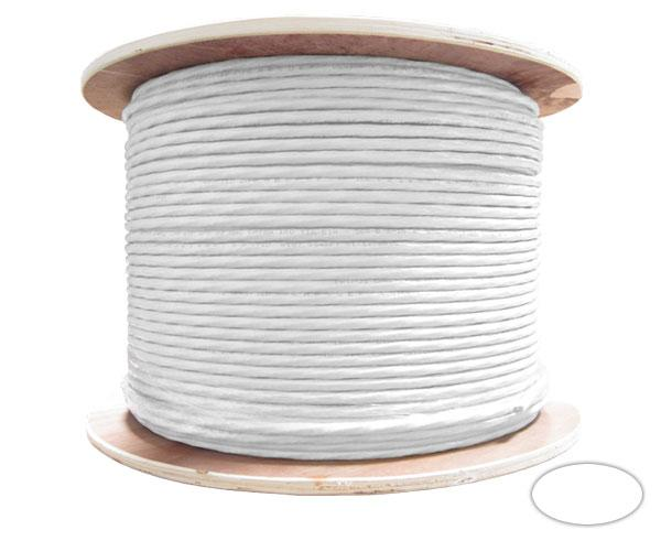 OFC Audio Cable Direct Burial Sun Resistant CL3 CM 16AWG 2Con. 65 Strand 500 ft Spool