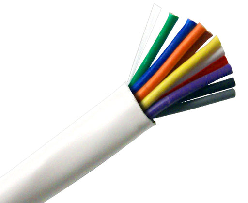 18/10 Alarm-Security/ audio Cable, CMP, Stranded (7 Strand) Unshielded, 1000'