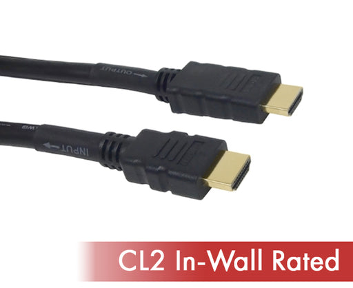 HDMI Male to HDMI Male Cable 100ft