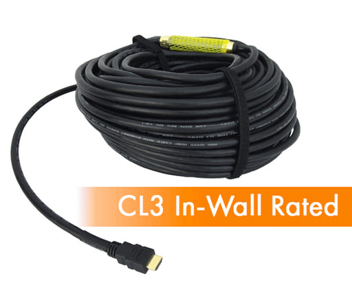 HDMI CL3 Rated 150ft Male to Male Cable