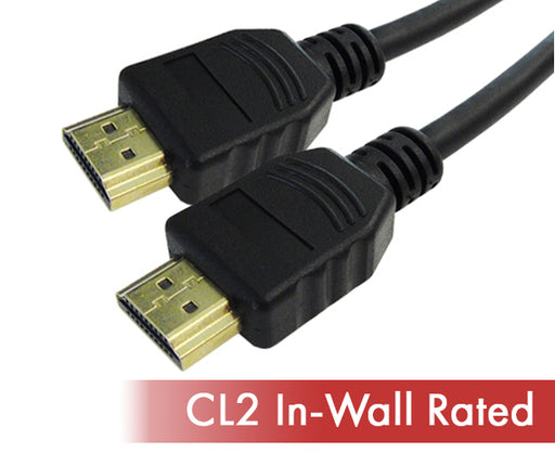 HDMI 1.4 High Speed CL2 Rated