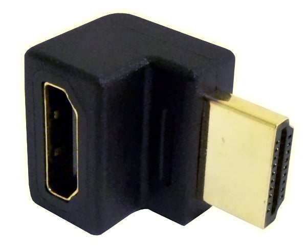 Right Angle HDMI Adapter